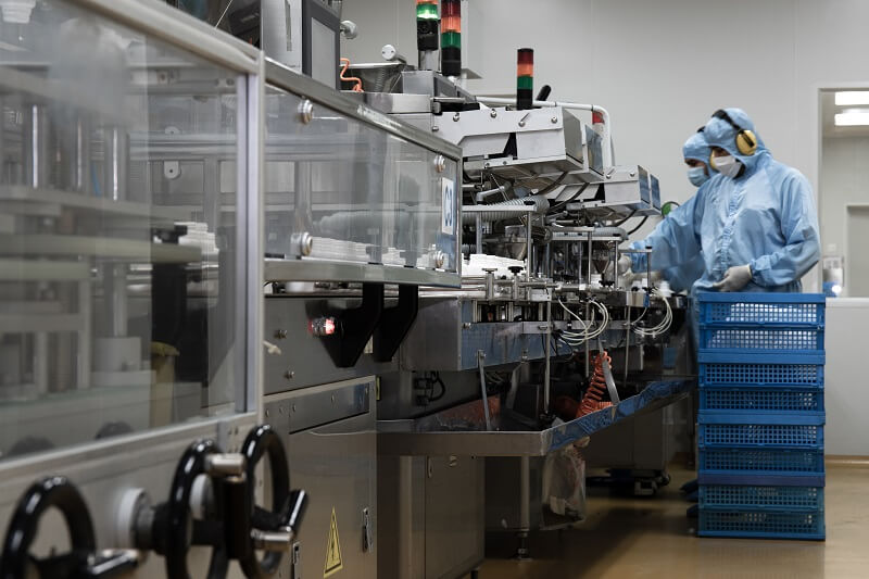 Moreth Production Machine